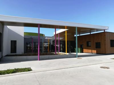 Groupe scolaire de Blain - Chantier 2017