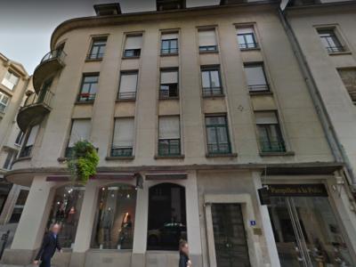 Rue Franklin - Nantes (Printemps 2020)